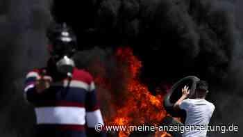 """Israels Ministerpräsident Netanjahu: Luftschläge haben Hamas """"um Jahre zurückgeworfen"""""""