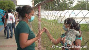 Enfermera venezolana ayuda a los desplazados en Arauquita - Descifrado.com