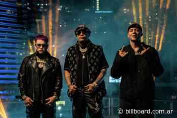 """Pacho El Antifeka reunió a Nio Garcia y Casper Mágico en """"Qué Será"""" - Billboard Arg"""