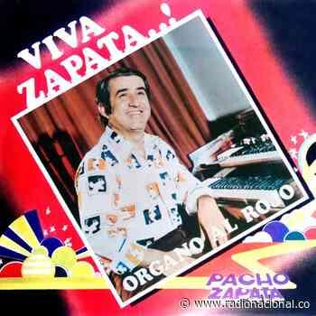 Diez años sin Pacho Zapata, leyenda de la música tropical - http://www.radionacional.co/