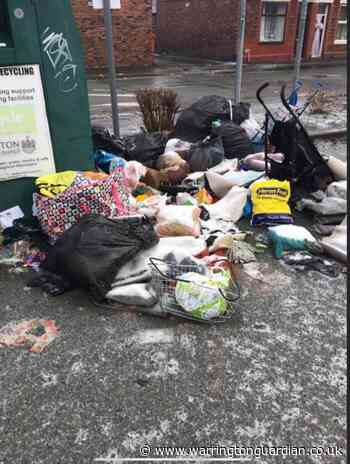 Calls to hand fly-tippers bigger fines