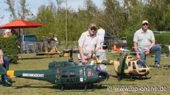 Der Modellflieger-Verein FMC Dietzenbach wird 50 - op-online.de