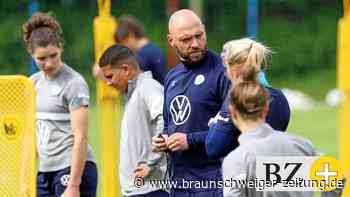 VfL Wolfsburg/Frauen: So plant Lerch seine Abschiedstournee bei den VfL-Frauen