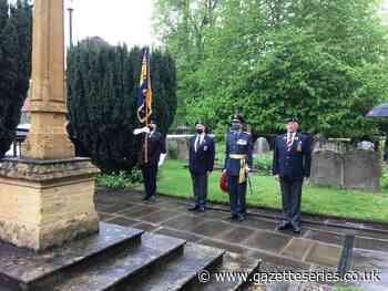Thornbury veterans mark 100th anniversary of Royal British Legion - South Cotswolds Gazette