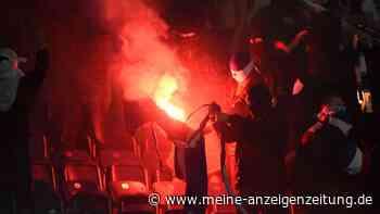 Nach Autobahn-Blockade von Rostock-Fans auf A9: Polizei gründet Ermittlungsgruppe - Aufnahmen gesucht
