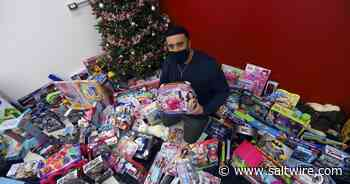 'Ceddy the Barber' giving back with toy drive in Cole Harbour   Saltwire - SaltWire Network