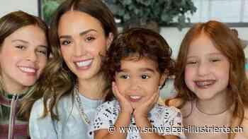 Jessica Alba zeigt ihr Haus im Video: Auch die Kinderzimmer von Honor, Haven und Hayes - Schweizer Illustrierte
