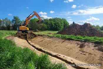 Diepenbeek gaat kronkelen in strijd tegen de droogte