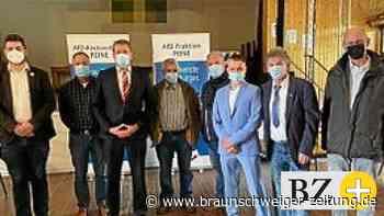 Aufstellungsversammlung: AfD-Kreisverband Peine nominiert Bewerber für Kommunalwahl