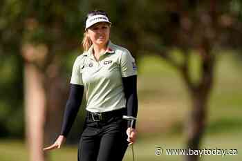 Brooke Henderson hopes Ontario golf courses open soon