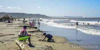 En playas de Salgar fue encontrado el cuerpo sin vida de un joven - Seguimiento.co