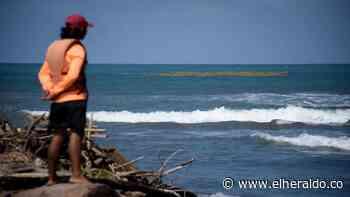 Hombre desaparece tras ser arrastrado por las olas en Salgar - EL HERALDO