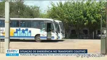 Prefeitura de Alagoinhas decreta situação de emergência na prestação de serviço de transporte coletivo da cidade; entenda - G1