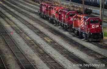 CP Rail's largest shareholder urges CN Rail to abandon bid for Kansas City Southern