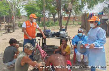 Hospital de Sitionuevo sigue jornadas de vacunación – HOY DIARIO DEL MAGDALENA - Hoy Diario del Magdalena