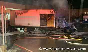 Damaged mail returned months after truck fire at Smiths Falls Canada Post facility - Ottawa Valley News