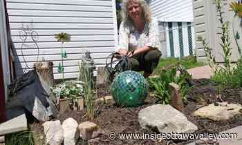 Smiths Falls woman saddened by special rocks stolen from yard - Ottawa Valley News