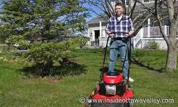 News Smiths Falls teen launches lawn maintenance business - Ottawa Valley News
