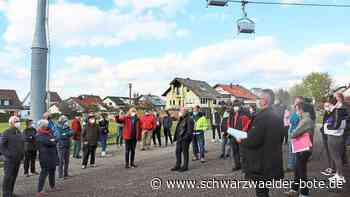 Dotternhausen - NUZ: unsichere Seilbahn stilllegen - Schwarzwälder Bote