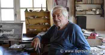 La Ciotat : dans l'atelier de Gilbert Ganteaume - La Provence