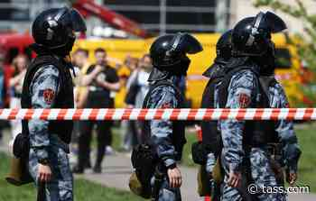 Message from alleged accomplice of arrested shooter prompts school evacuation in Kazan - TASS