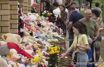 Russian Propaganda Focuses on Kazan School Shooting Tragedy - Jamestown - The Jamestown Foundation