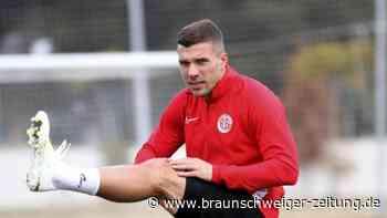 Besiktas siegt: Podolski verpasst in der Türkei Pokalsieg
