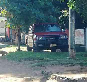 Funcionario comisionado a la DEAG de Guarambaré acusado de mal utilizar vehículos del Estado - Nacionales - ABC Color