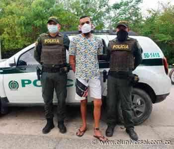 [Video] 'Oreja mocha' sería el presunto homicida de hombre en Olaya - El Universal - Colombia