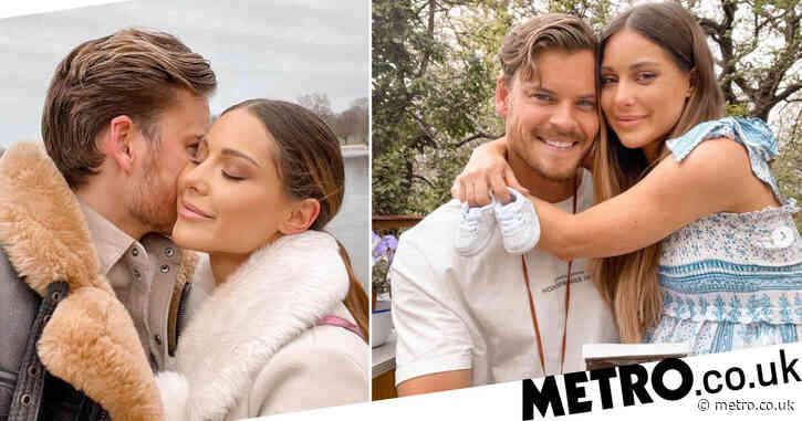 Louise Thompson and Ryan Libbey announce pregnancy after miscarriage: 'Counting our blessings'