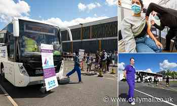 Bolton's vaccination bus could be our ticket to freedom