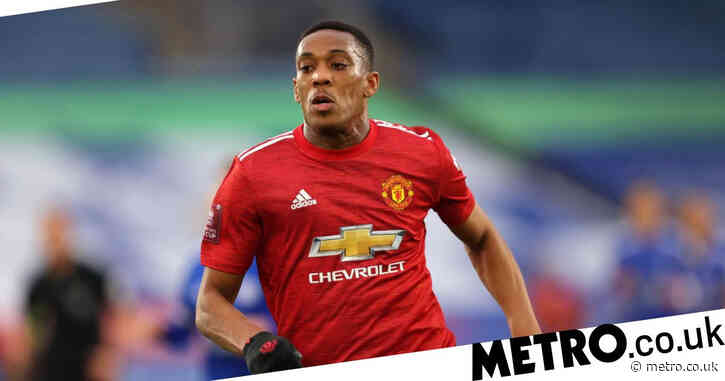 Ole Gunnar Solskjaer gives Anthony Martial injury update after being left out of France squad