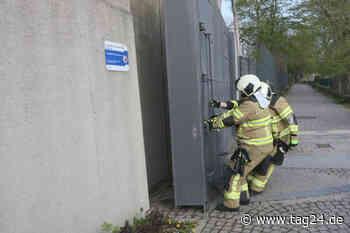 Alles noch dicht? Hochwasserschutz-Anlage in Grimma auf dem Prüfstand - TAG24