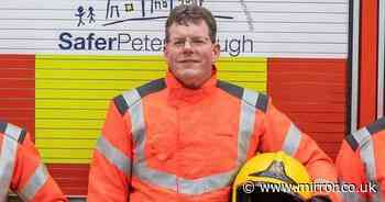 'Gentle giant' firefighter, 40, who took his own life 'helped anyone he could'
