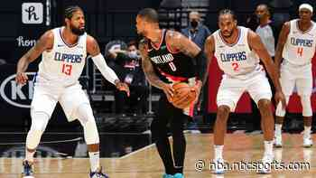 Adjusting for postseason rotations: Should Clippers be title favorite? Are Trail Blazers sleeping giant?