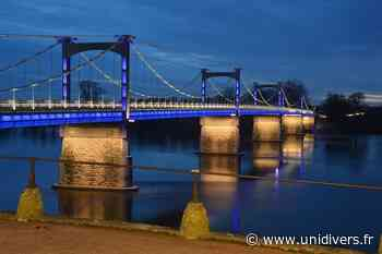 Pont & lumières en musique Place du port Chateauneuf-sur-loire - Unidivers