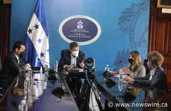 Honduras achieved important milestones in security and the fight against drug trafficking in the last 7 years