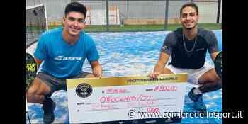 Tribiano Open, vince la coppia Dip Nazar-Di Bene - Corriere dello Sport.it