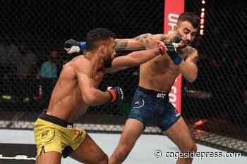 UFC 262 Bonuses: Shane Burgos vs. Edson Barboza Earns FOTN - Cageside Press