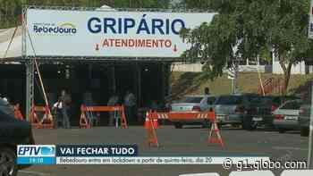 Bebedouro, SP, aumenta restrições contra a Covid-19 de 20 a 30 de maio, diz prefeito - G1