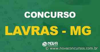 Concurso Prefeitura de Lavras - MG: 309 vagas - Nova Concursos