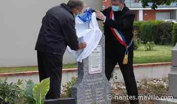 Bouaye. Une stèle en l'honneur des morts du conflit de 1870 - maville.com