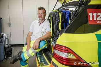'Dertigers'-acteur Stef Vanlee verzorgde jongen (7) na ongev... (Merksem) - Gazet van Antwerpen