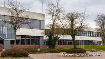 KGS Leeste: Mehrere Fenster am Schulgebäude beschädigt - WESER-KURIER - WESER-KURIER