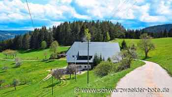 Hornberg - Neue Lösung für Breitbandanschluss - Schwarzwälder Bote