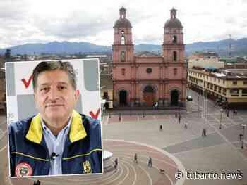 Alcalde ingresó al hospital de Ipiales por Covid-19 pero ya habría sido dado de alta - TuBarco
