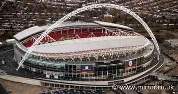 Wembley Stadium 'to be vaccination centre' in fight against Indian Covid variant