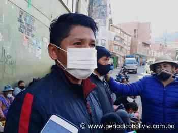 Armin Lluta confirma el bloqueo de las mil esquinas - Periódico Bolivia - Periódico Bolivia