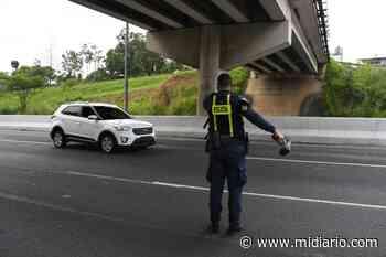Un hombre de generales desconocidas es arrollado en la autopista Arraiján-La Chorrera - Mi Diario Panamá
