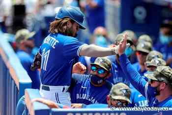 Jays in flight in AL East despite injuries, home field changes and tough schedule